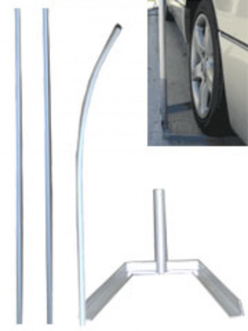 Kia Advertising Flag Aluminium Pole Amp Base The Flagman