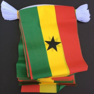 COUNTRY BUNTING.GHANA