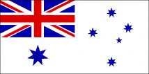 austrlia navy ensign