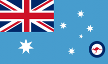 austrliaa raf ensign