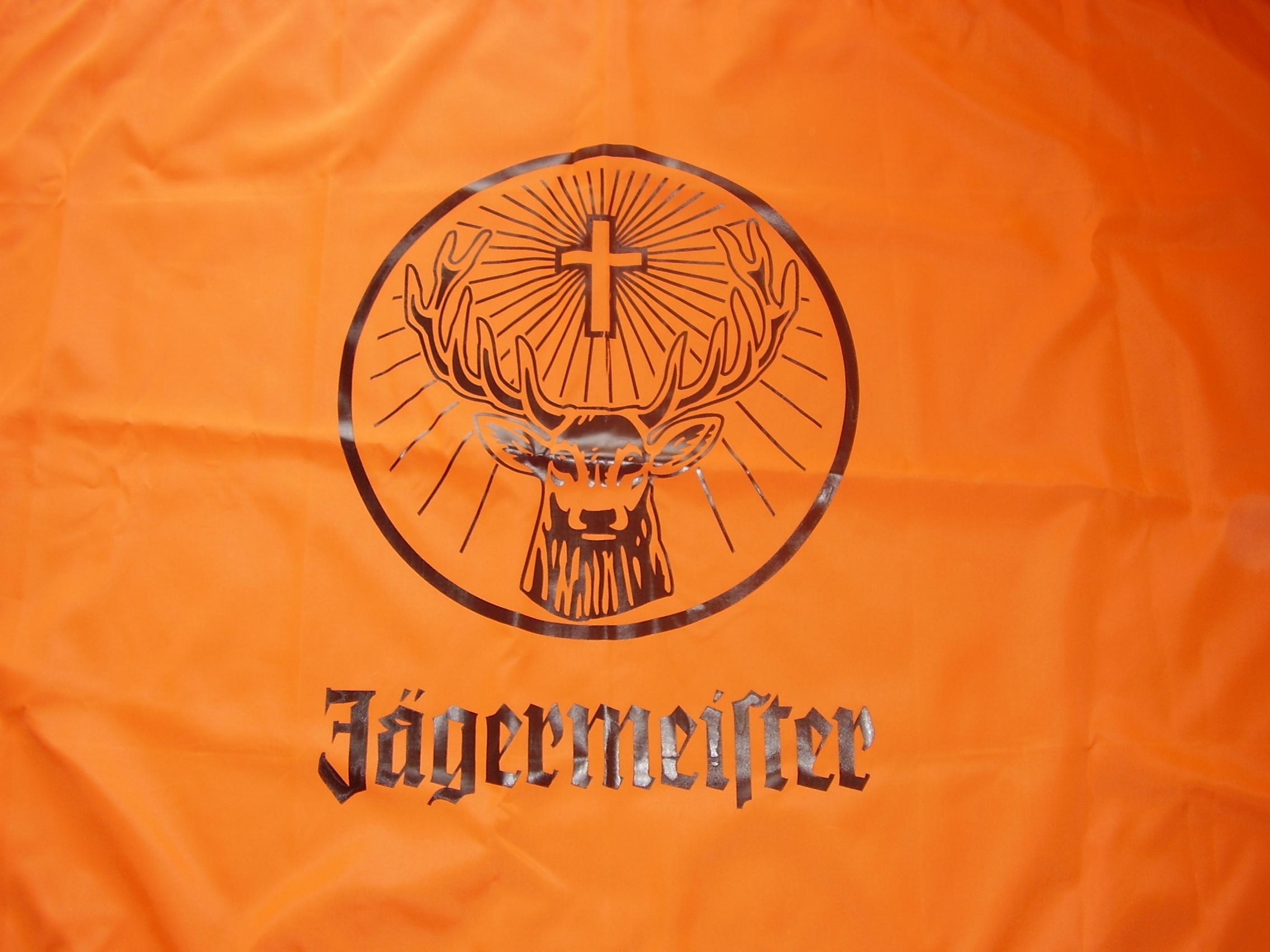 £7.99 & JAGAMEISTER FESTIVAL TENT MARKER FLAG   The Flagman