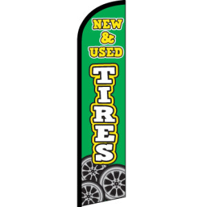windless banner.new & used tires