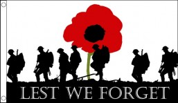 wwi lest we forget