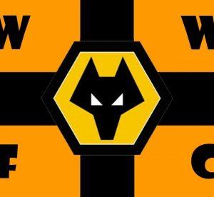 wolves flag x 1