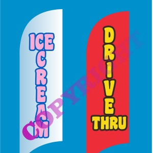drive thru-ice cream