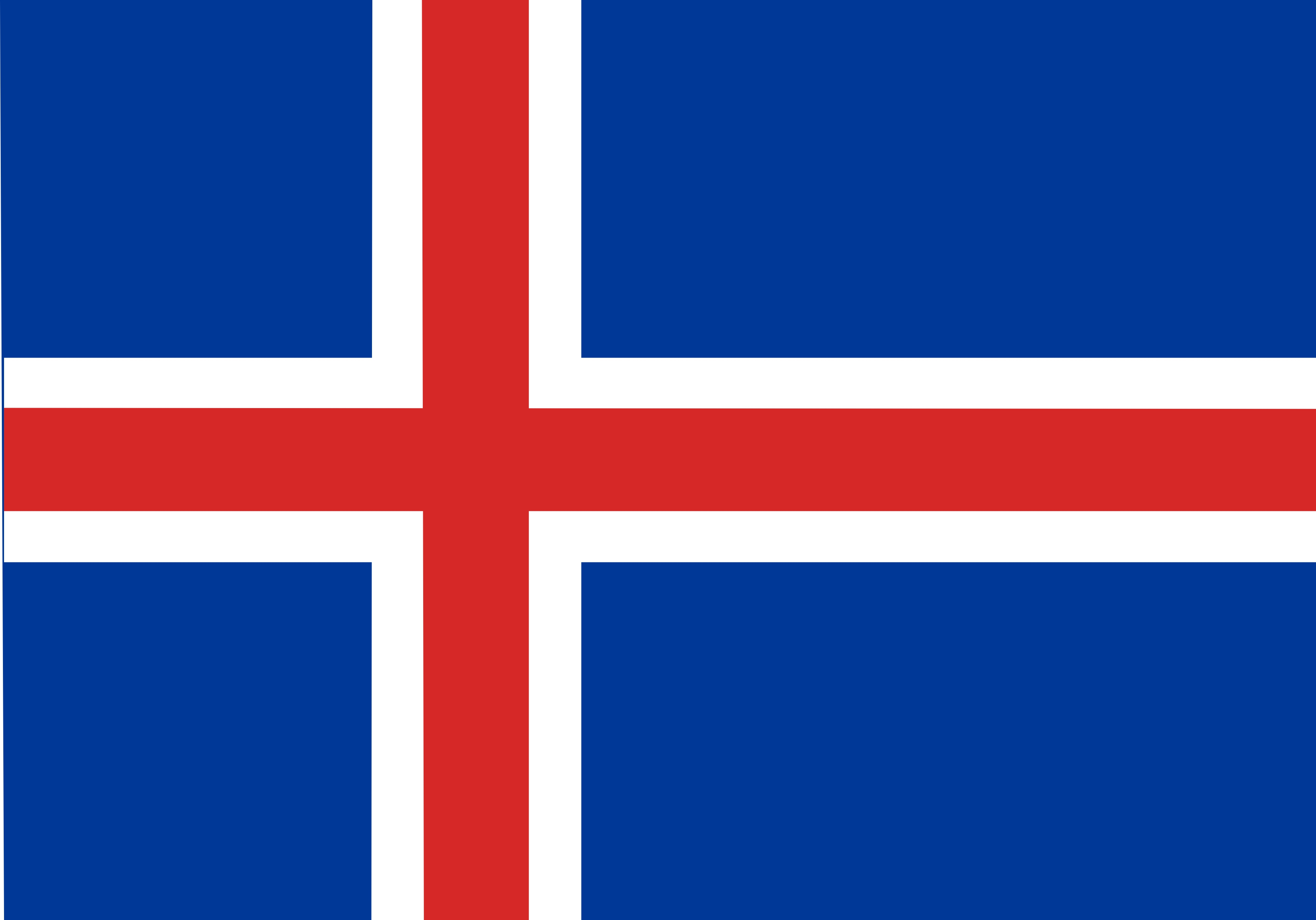 National Flag Of Iceland The Flagman