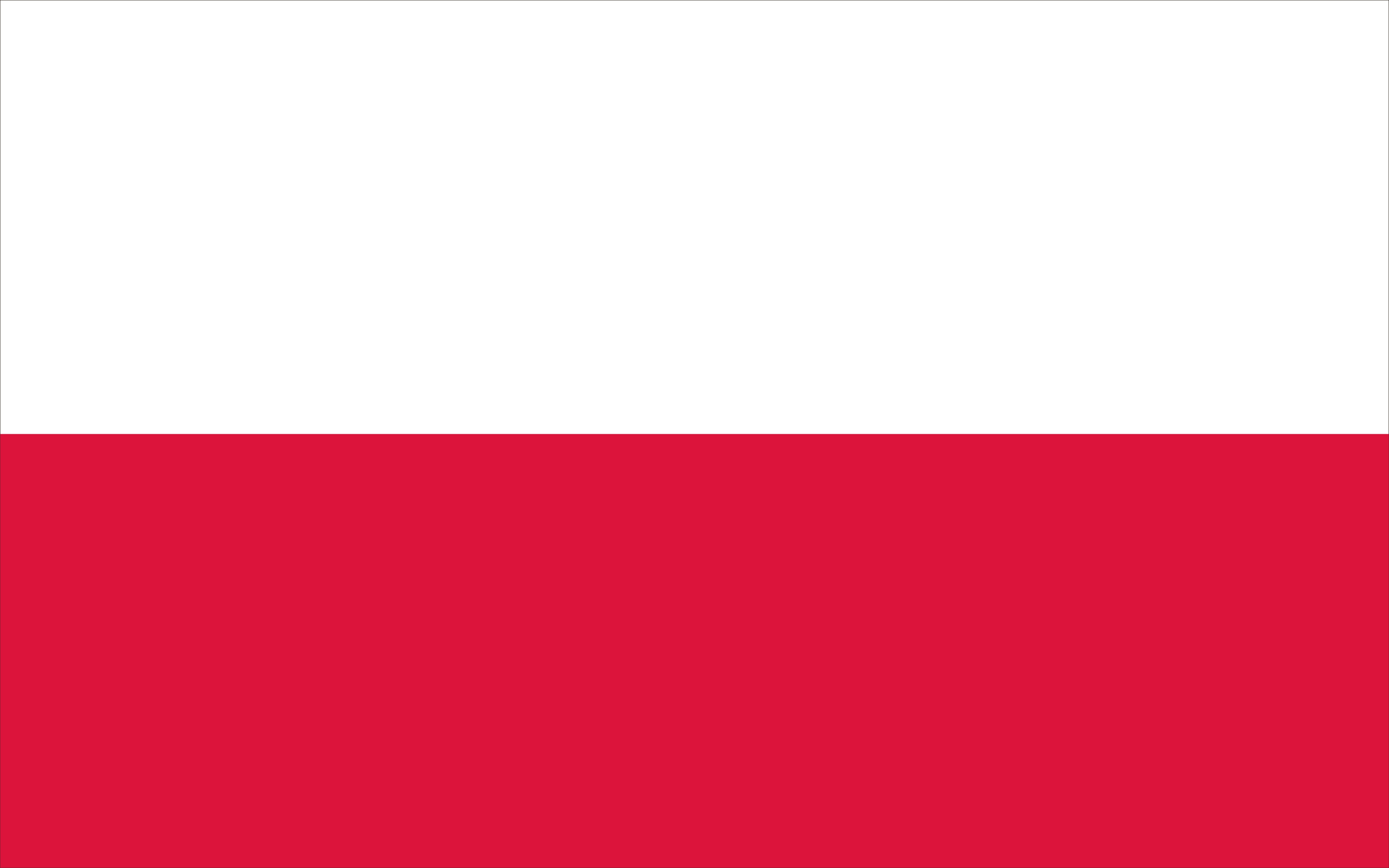 NATIONAL FLAG OF POLAND | The Flagman