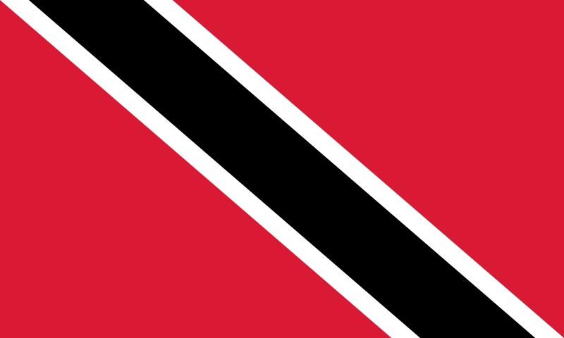 National Flag Of Trinidad Amp Tobago The Flagman