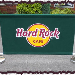 cafe banner..Hard Rock