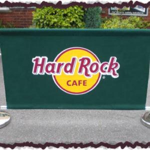 cafe banner..Hard Rock