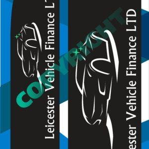 leicester vehicle finance 4.5m fibre pole