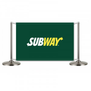 cafe banner..subway