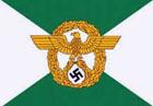 germanpolice-flag war flag 4