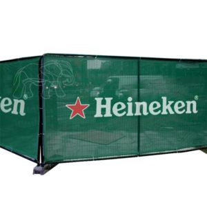 scrim..Heineken