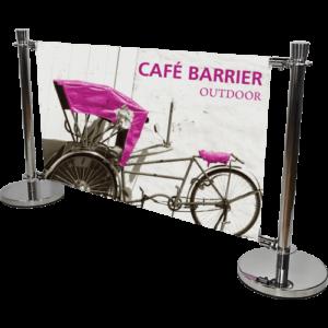 cafe banner..advert