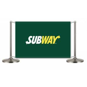 cafe banner..subway