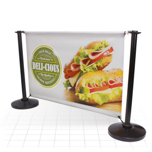 cafe barrier ..sandwich